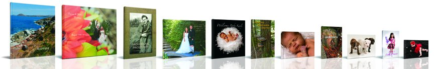 Make & Print Your Digital Photo Album in Canada - Free Photo Book Software